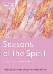 Cover of: Seasons Of The Spirit (Inspiring Women)