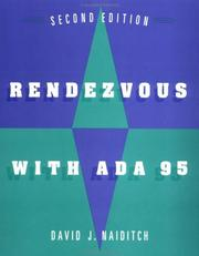 Cover of: Rendezvous with Ada 95
