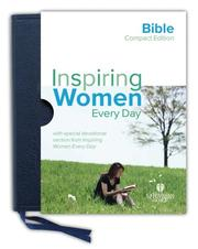 Cover of: Inspiring Women Every Day With Jesus Compact Bible