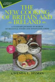 Cover of: The new cooking of Britain and Ireland