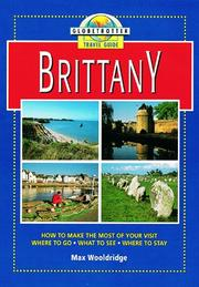 Cover of: Brittany Travel Guide