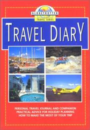 Cover of: Globetrotter Travel Diary