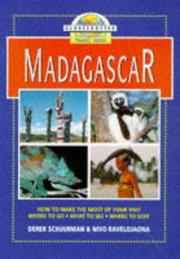 Cover of: Madagascar Travel Guide | Globetrotter