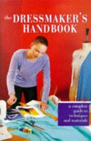 Cover of: The Dressmaker's Handbook