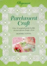 Cover of: Pergamano Book of Parchment Craft