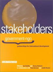 Cover of: Stakeholders |