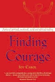 Cover of: Finding Courage