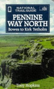 Cover of: Pennine Way North