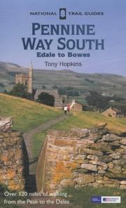 Cover of: Pennine Way South