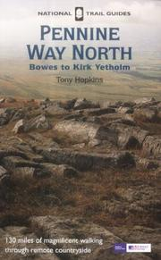 Cover of: Pennine Way North (National Trail Guides)