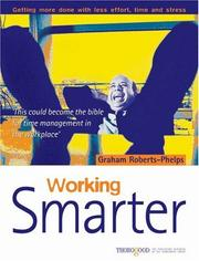 Cover of: Working Smarter