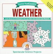 Cover of: Janice VanCleave's Weather