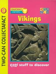 Cover of: Vikings (Collectafacts) | J. Wood