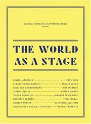 Cover of: The world as a stage
