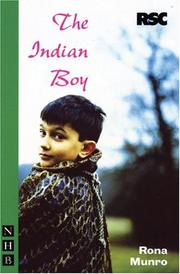 Cover of: The Indian Boy
