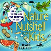 Cover of: Nature in a nutshell for kids