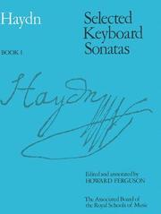 Cover of: Selected Keyboard Sonatas (Signature S.)