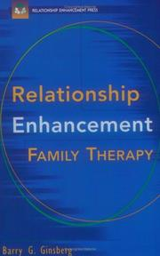 Cover of: Relationship enhancement family therapy