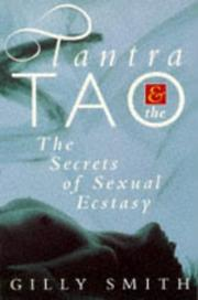 Cover of: Tantra and Tao