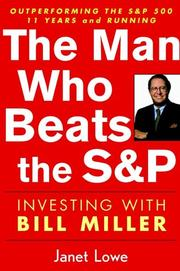 Cover of: man who beats the S&P | Janet Lowe