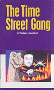 Cover of: The Time Street Gang (First Base)