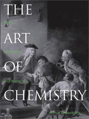 Cover of: The Art of Chemistry