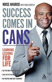 Cover of: Success Comes in Cans | Kriss Akabusi