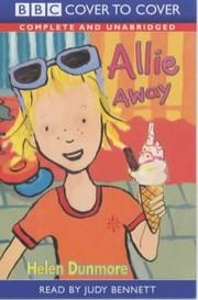 Cover of: Allie Away