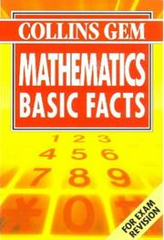 Cover of: Mathematics Basic Facts (Collins Gem Basic Facts)