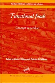 Cover of: Functional Foods
