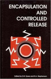 Cover of: Encapsulation and controlled release |