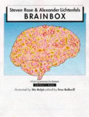 Cover of: Brainbox (Making Sense of Science Ser)