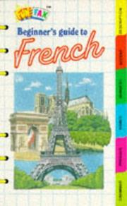 Cover of: Beginner's Guide to French