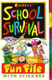 Cover of: School Survival Fun File