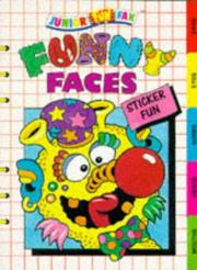 Cover of: Funny Faces Sticker Fun by B. Green