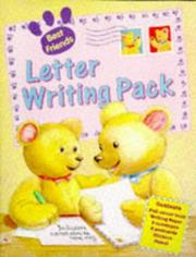 Cover of: Best Friends Letter Writing Pack (Activity Fun Packs)