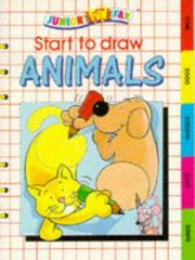 Cover of: Start to Draw Animals