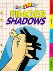 Cover of: Finger Shadows