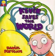 Cover of: Kevin Saves the World