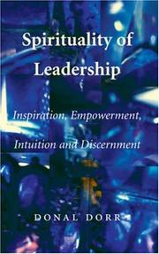 Cover of: Spirituality of Leadership