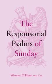 Cover of: The Responsorial Psalms of Sunday