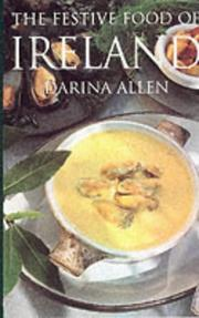 Cover of: The Festive Food of Ireland