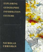 Cover of: Exploring geographic information systems