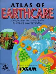 Cover of: The Young Gaia atlas of earthcare