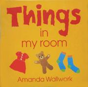 Cover of: Things in My Room (Things in Our World Bubble Books)