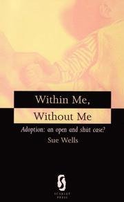 Cover of: Within Me, Without Me: Adoption
