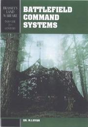 Cover of: Battlefield Command Systems (Brassey