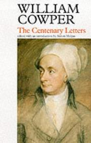 Cover of: The centenary letters