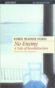 Cover of: No enemy