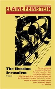 Cover of: The Russian Jerusalem